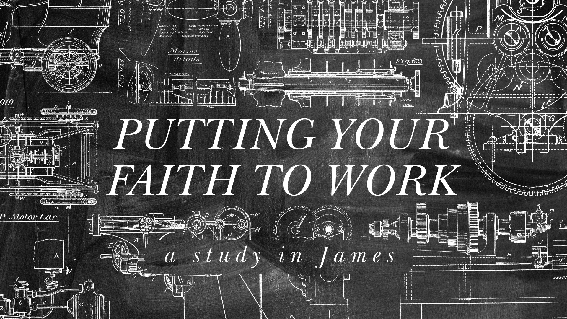Putting Your Faith to Work